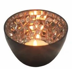 Wedding Decor Metal Candle Holder
