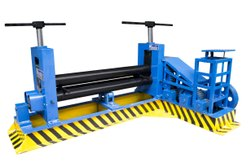 Motorized Sheet Rolling Machine