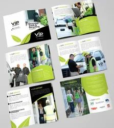 As Soon As Possible Multiple Brochure Designing Service