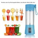 Wireless Electric Fruit Juicer Bottle