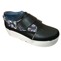Black Ladies Shoes, Size: 6 To 11