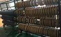Coated Abrasive Flap Buffing Wheel