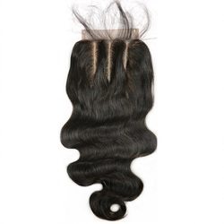 Human Hair 4 by 4 Closures