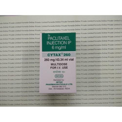 Cytax Injection 260mg