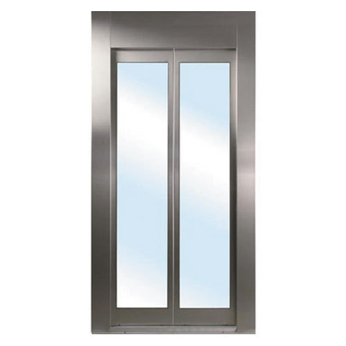 Elevator Glass Door At Rs 15000 Piece Industrial Area Ghaziabad