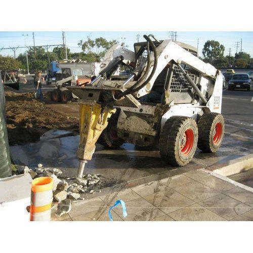Concrete Breaking Service