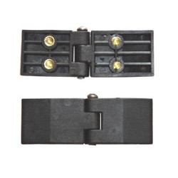 Black Nylon Hinges