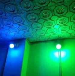 Standard 9W Colour LED Bulb