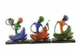 Punjabi Showpiece Home Decorative Item Decorative Showpiece Figurine