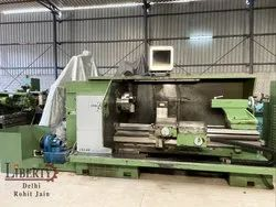 OMG CNC Lathe Machine
