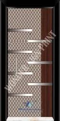Decorative Hand Cut Door Skin