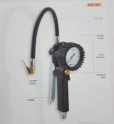 Tyre Inflator Gauge for Cars