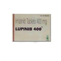 Lupinib Imatinib 400mg Tablets