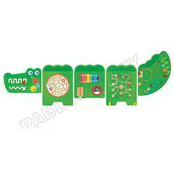 Crocodile Wall Toy