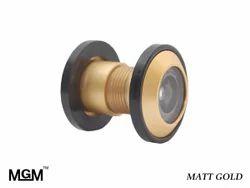 Matt Gold Door Viewer