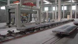 AAC Blocks Industrial Plant