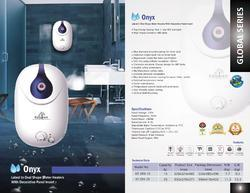 Kalptree - Onyx - 25 Litres Electric Water Heater / Geyser (with Glassline Tank & Incoloy Elemnt