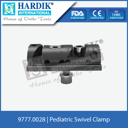 Pediatric Swivel Clamp
