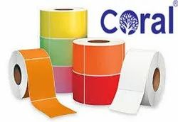Color Barcode Labels 50x50x1(1000 Labels)