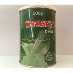 Inway Vitamin, Minerals And Dha Cardamom Protein Powder