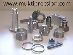 VMC Turned Components
