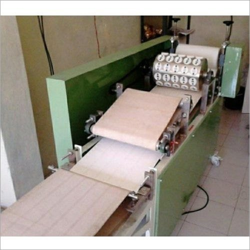 Paanipoori making machine