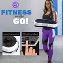 Fitness Vibration Platform Workout Machine Exercise Equipment For Home Vibration Plate