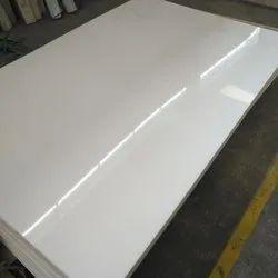 White Rigid PVC Sheets