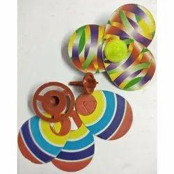 Plastic Paper Top Toy