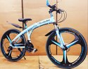 Mercedes Benz BLUE SHARK MODEL Foldable Cycle