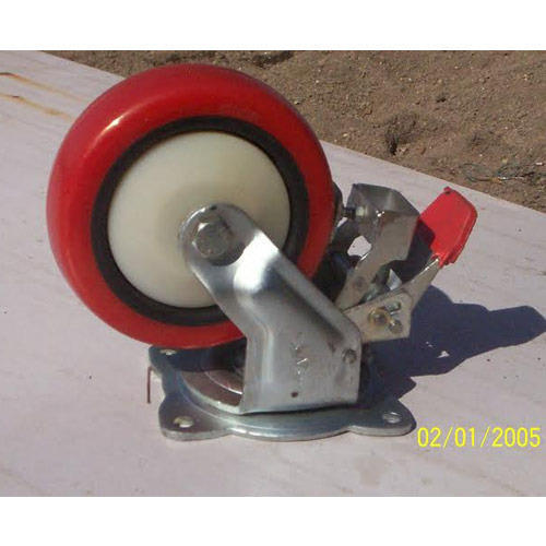 Heavy Duty Forged Caster Wheel - View Specifications