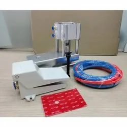 Kn95/N95 Mask Respirator Valve Hole Punching Machine