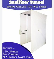 Sanitizer Disinfection Tunnel