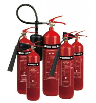 Carbon Steel Co2 Fire Extinguisher