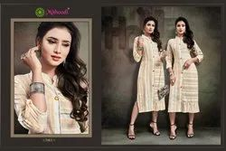 Premium Plus Vol 2-Tc New Latest Liva Cotton Linning Kurtis