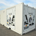 Refrigerated Container On Rental Services