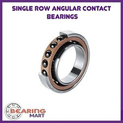SKF Single Row Angular Contact Bearings