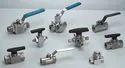 Panel Mounting Ball Valves