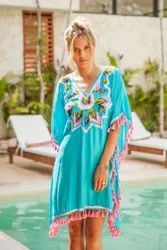 Indian Cotton Kaftans