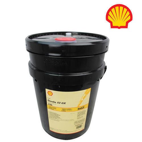 Shell Omala S2 GX 220 Industrial Gear Oil, Packaging Type