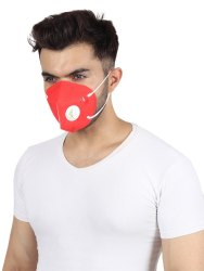 Reusable Mens KN95 Mask, Number of Layers: 5 Layers