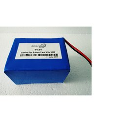 太阳能锂电池,容量:20 Ah,电压:14.8 V