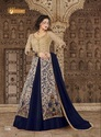 Net Bridal Wear Designer Anarkali Suit