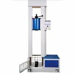 Drop Weight Impact Testing Machine