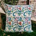 Cotton Hand Block Printed Dori Cushion Cover