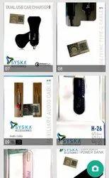 Syska Dual USB Car Charger