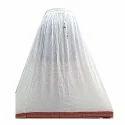 Rayon White Crepe Skirts