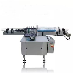 Automatic Glue Labeling Machine