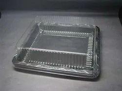 Benzon Square Plastic Container