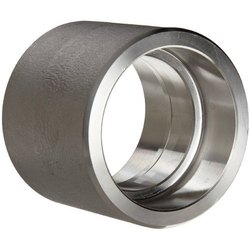 Stainless Steel Half Coupler